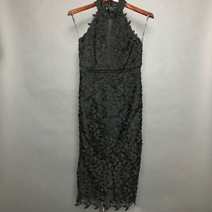 Stunning NWT Gemma lace halter dress by Bardot